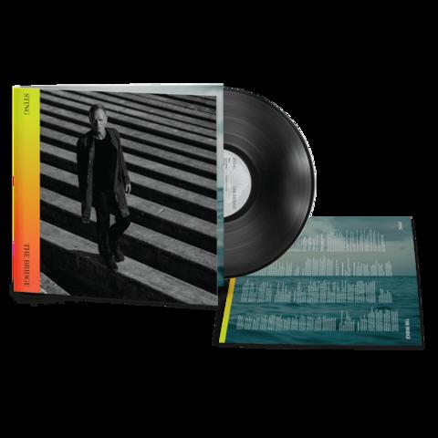 The Bridge (180g Black Vinyl LP) von Sting - LP jetzt im Bravado Store