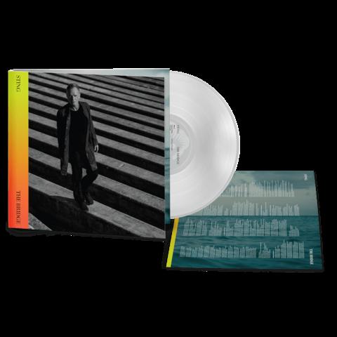 The Bridge (Exclusive Solid White Vinyl) von Sting - LP jetzt im Bravado Store