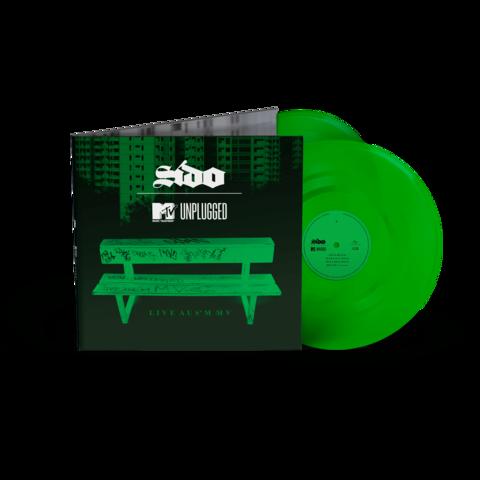 Live Ausm MV - MTV Unplugged (Ltd. Coloured 2LP) von Sido - 2LP jetzt im Bravado Store