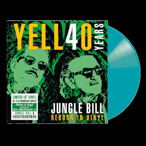 Jungle Bill - Reborn In Vinyl von Yello - Ltd. Colored 10inch LP jetzt im Bravado Store