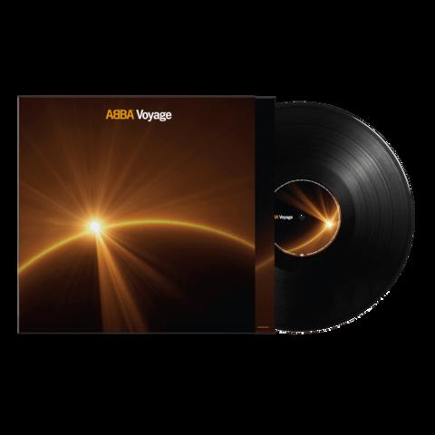 Voyage (Standard Black Vinyl) von ABBA - LP jetzt im Bravado Store