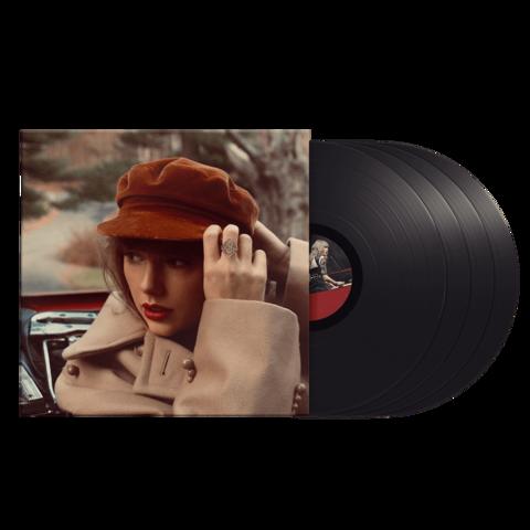 Red (Taylor's Version) Vinyl von Taylor Swift - 4LP jetzt im Bravado Store