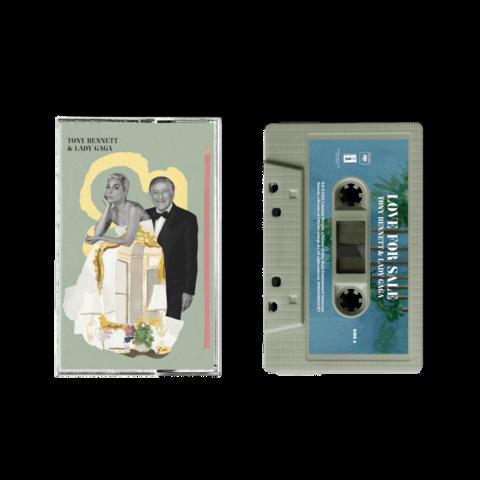 Love For Sale (Exclusive Grey Cassette) von Tony Bennett & Lady Gaga - Cassette jetzt im Bravado Store