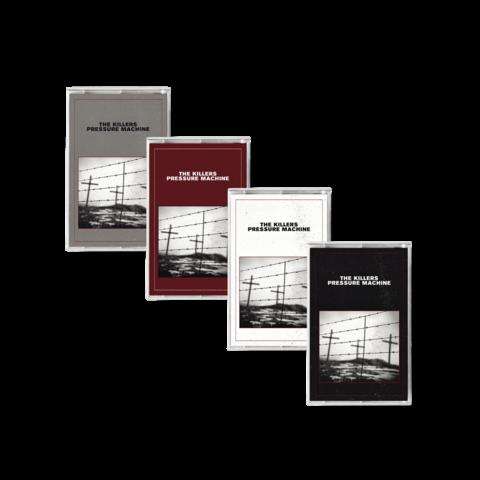 Pressure Machine (MC Collection) von The Killers - MC Bundle jetzt im Bravado Store