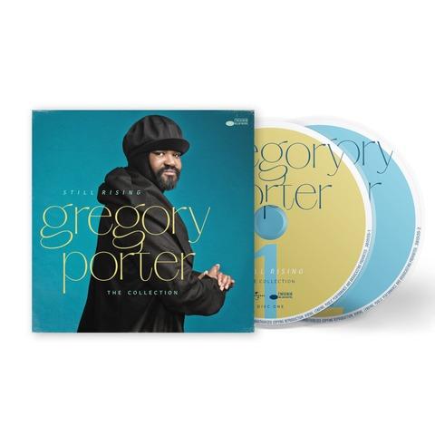 Still Rising - The Collection von Gregory Porter - 2CD Digipack jetzt im Bravado Store