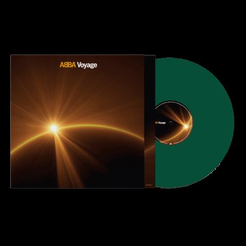 Voyage (Store Exclusive Green Vinyl) von ABBA - LP jetzt im Bravado Store