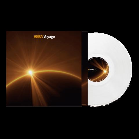 Voyage (Store Exclusive White Vinyl) von ABBA - LP jetzt im Bravado Store