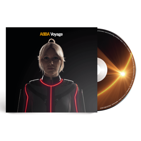 Voyage (Agnetha CD) von ABBA - CD jetzt im Bravado Store