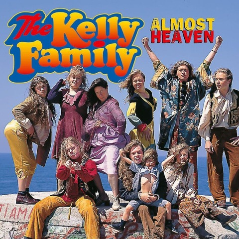 Almost Heaven (1LP) von The Kelly Family - LP jetzt im Bravado Store