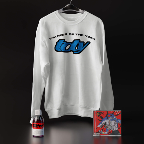 T.O.T.Y. (Ltd. White Sweatshirt Box) von Kalim - CD Bundle jetzt im Bravado Store