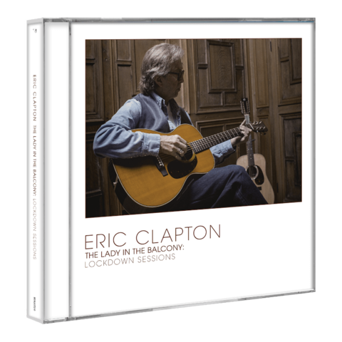 The Lady In The Balcony: Lockdown Sessions (Limited CD) von Eric Clapton - CD jetzt im Bravado Store