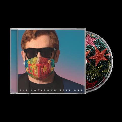 The Lockdown Sessions von Elton John - CD jetzt im Bravado Store