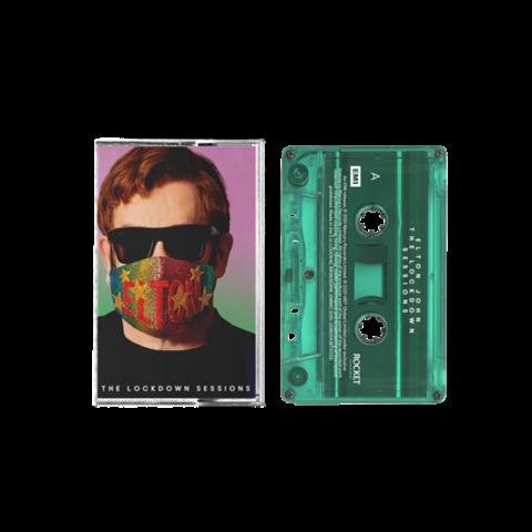 The Lockdown Sessions von Elton John - Exclusive Transparent Green Cassette jetzt im Bravado Store