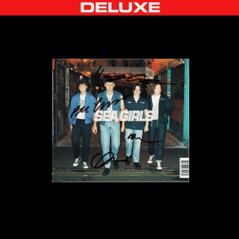 Homesick (Exclusive Signed Deluxe CD) von Sea Girls - CD jetzt im Bravado Store