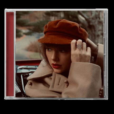 Red (Taylor's Version) (Clean) von Taylor Swift - 2CD jetzt im Bravado Store