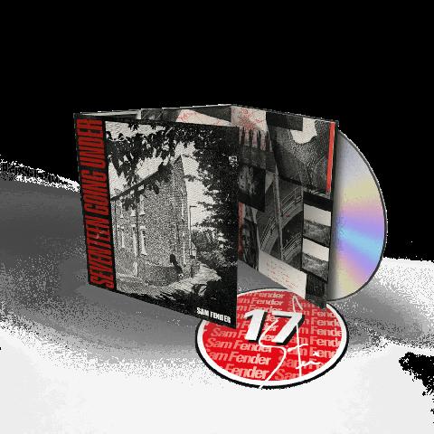 Seventeen Going Under (Ltd Dlx CD + Signed Beermat) von Sam Fender - CD Bundle jetzt im Bravado Store