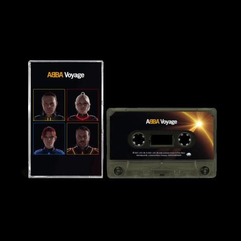Voyage (Alternative Artwork Cassette) von ABBA - Cassette jetzt im Bravado Store