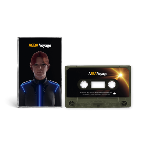 Voyage (Anni-Frid Cassette) von ABBA - Cassette jetzt im Bravado Store