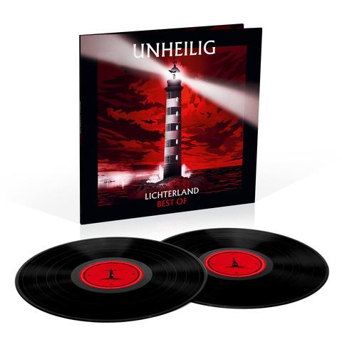 Lichterland - Best Of von Unheilig - 2LP jetzt im Bravado Store
