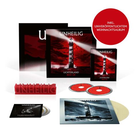 Lichterland - Best Of (Ltd. Box) von Unheilig - Boxset jetzt im Bravado Store