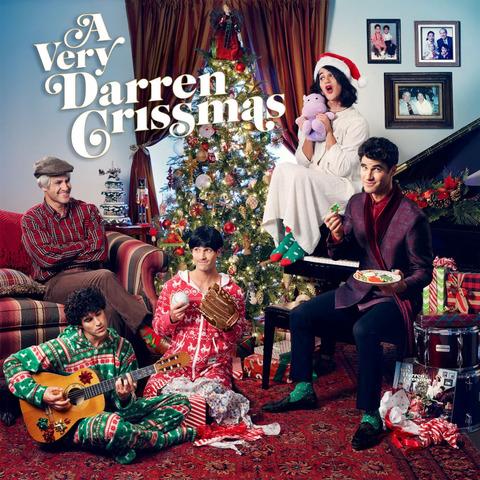 A Very Darren Crissmas von Darren Criss - LP jetzt im Bravado Store