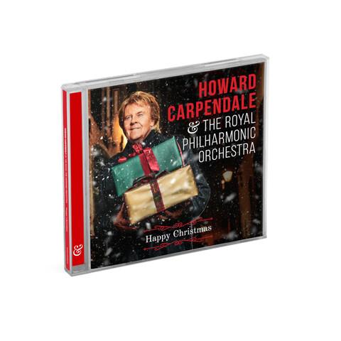 Happy Christmas von Howard Carpendale - CD jetzt im Bravado Store