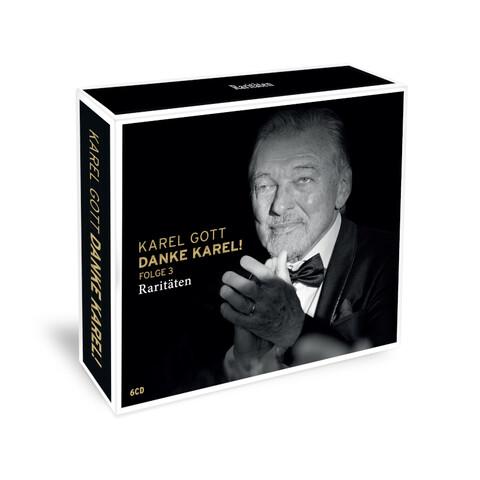 Danke Karel! Folge 3 - Raritäten von Karel Gott - 6CD Box jetzt im Bravado Store