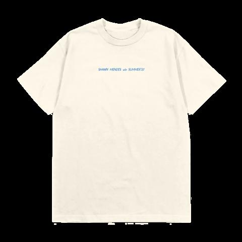 SUMMER OF LOVE von Shawn Mendes - T-Shirt jetzt im Bravado Store