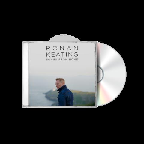 Songs From Home von Ronan Keating - CD jetzt im Bravado Store