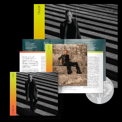 "The Bridge (CD Deluxe 7"" Gatefold with Poster) von Sting - CD Deluxe jetzt im Bravado Store"