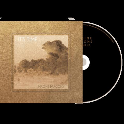 It's Time von Imagine Dragons - EP CD jetzt im Bravado Store