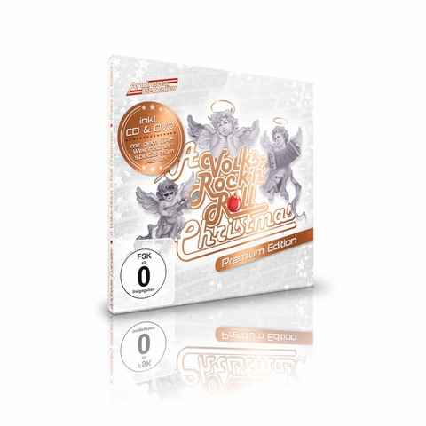 A Volks-Rock n Roll Christmas von Andreas Gabalier - Premium Edition CD+DVD jetzt im Bravado Store