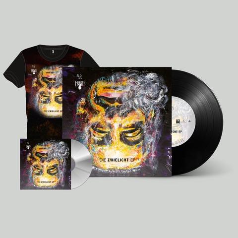 Zwielicht EP (10inch LP Bundle) von Haze - 10inch LP BUndle jetzt im Bravado Store