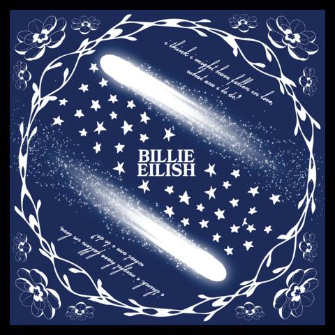Halley's Comet von Billie Eilish - Bandana jetzt im Bravado Store
