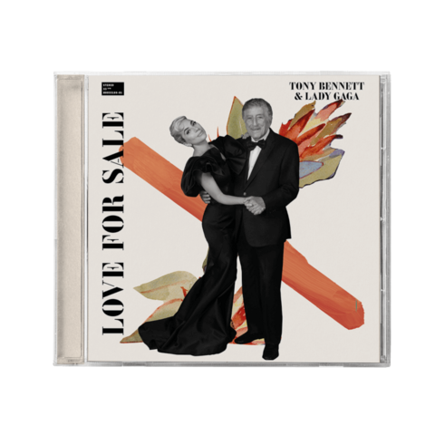 Love For Sale (Exclusive CD Alternative Cover 1) von Tony Bennett & Lady Gaga - CD jetzt im Bravado Store