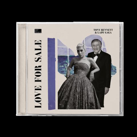 Love For Sale (Exclusive CD Alternative Cover 2) von Tony Bennett & Lady Gaga - CD jetzt im Bravado Store