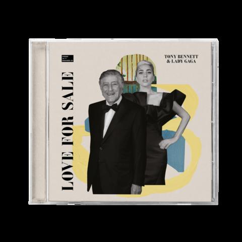 Love For Sale (Exclusive CD Alternative Cover 4) von Tony Bennett & Lady Gaga - CD jetzt im Bravado Store