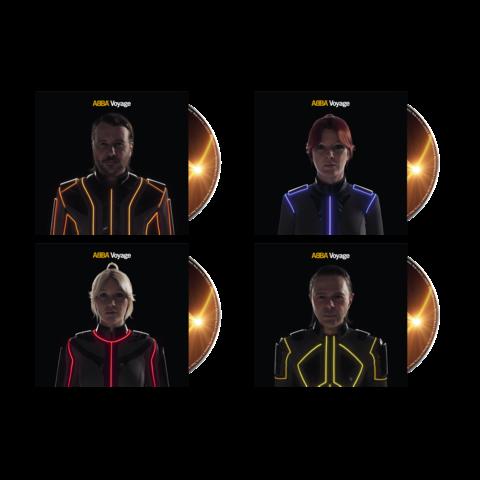 Voyage (CD Bundle) von ABBA - CD jetzt im Bravado Store