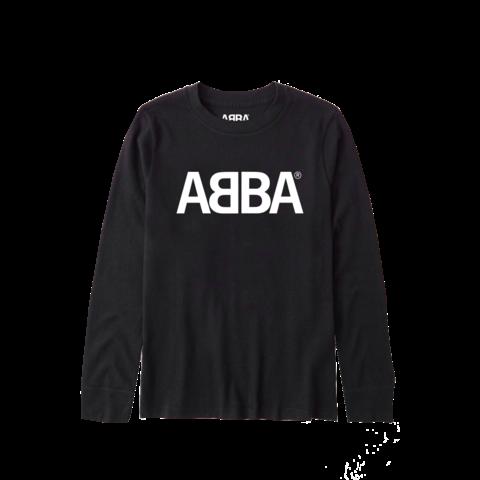 Logo von ABBA - Long Sleeve T-Shirt jetzt im Bravado Store