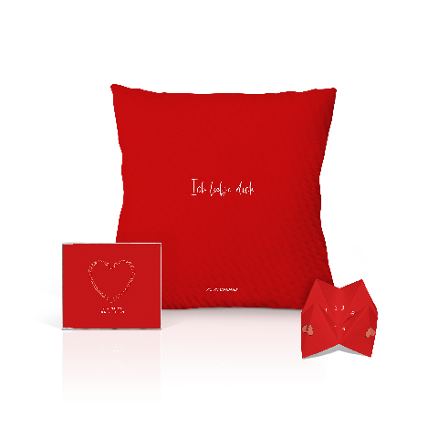 Lüg Mich An (Exklusives Bundle) von Pietro Lombardi - CD + Kissen + Liebesorakel jetzt im Bravado Store