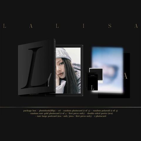 Lalisa Black Box Set von LISA - Boxset jetzt im Bravado Store