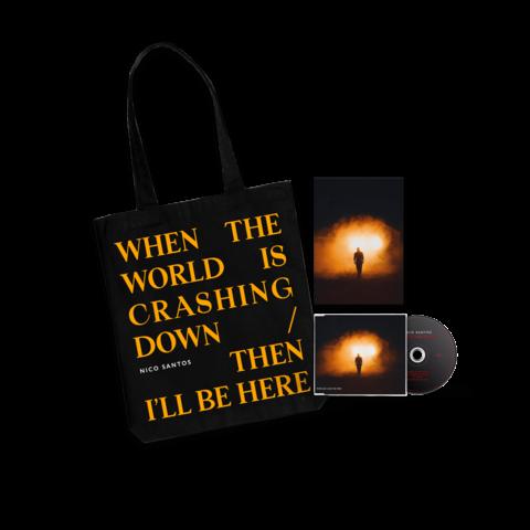 Would I Lie To You von Nico Santos - CD + Tasche + signierte Karte jetzt im Bravado Store