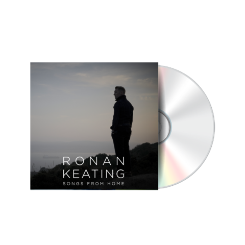 Songs From Home von Ronan Keating - Exclusive Signed Alternate Cover CD jetzt im Bravado Store