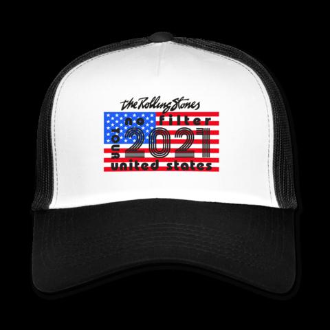 No Filter 2021 Classic Licks von The Rolling Stones - Trucker Hat jetzt im Bravado Store