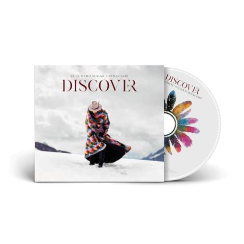 Discover von Zucchero - CD Digisleeve jetzt im Bravado Store