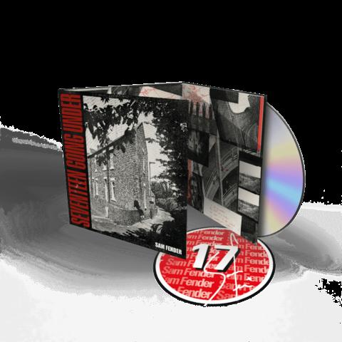 Seventeen Going Under (Deluxe CD + Signed Beermat) von Sam Fender - Deluxe CD + Beermat jetzt im Bravado Store