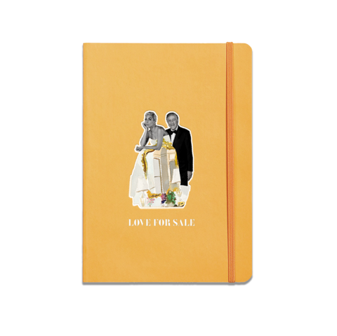 LOVE FOR SALE von Tony Bennett & Lady Gaga - Notebook jetzt im Bravado Store