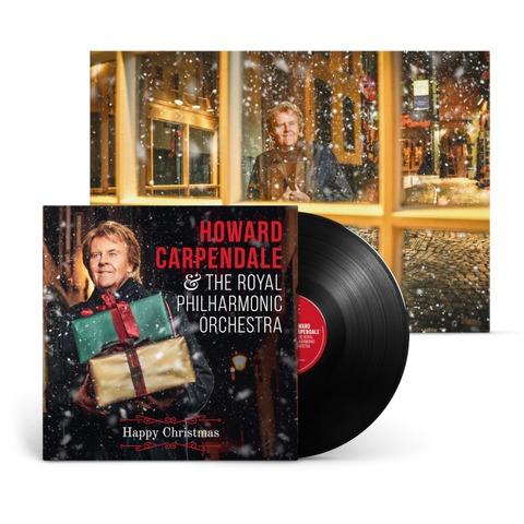 Happy Christmas von Howard Carpendale - LP + Exklusives Poster jetzt im Bravado Store