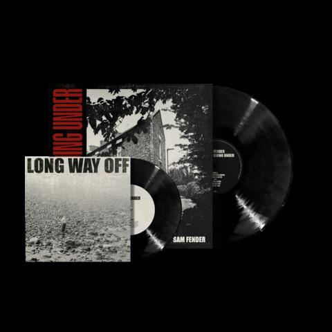 Seventeen Going Under +  Long Way Off 7'' Vinyl Bundle von Sam Fender - LP + 7'' jetzt im Bravado Store
