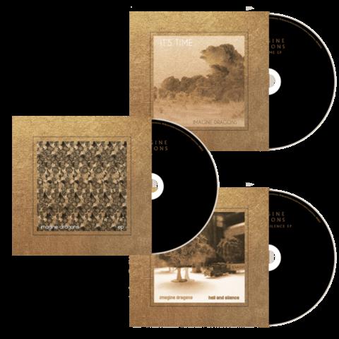 Imagine Dragons EP Set von Imagine Dragons - 3 EP CDs jetzt im Bravado Store